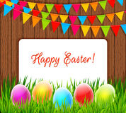 Happy Easter background Royalty Free Stock Images