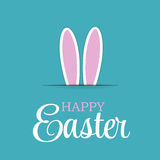 Happy Easter Background Vector Illustration Royalty Free Stock Photo