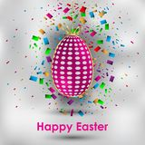 Happy Easter background. Happy Easter background for your invitations, festive posters, greetings cards Royalty Free Stock Photography