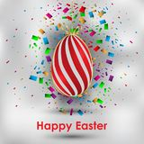 Happy Easter background. Happy Easter background for your invitations, festive posters, greetings cards Royalty Free Stock Image