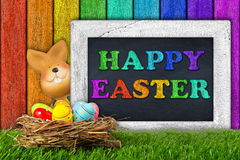 Happy Easter! Royalty Free Stock Photography