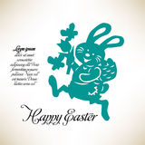 Happy Easter. Stock Photos