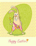 Happy Easter card 2 Royalty Free Stock Photography