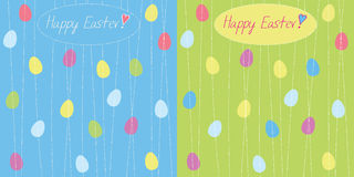 Happy Easter card 5 Stock Photo
