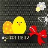 Happy Easter card design. A illustration of Happy Easter card design Royalty Free Stock Photo