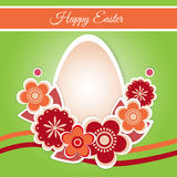 Happy Easter Card - Vector Stock Photos
