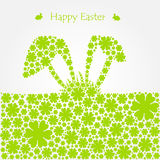 Happy easter cards illustration Royalty Free Stock Photo
