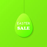 Happy Easter celebrations greeting card design Royalty Free Stock Photos