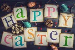Happy Easter concept Stock Photo