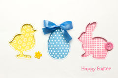 Happy easter. Royalty Free Stock Images