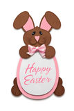 Happy easter. Royalty Free Stock Photography