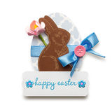 Happy easter. Stock Images
