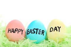 Happy Easter Day Royalty Free Stock Photos