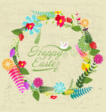 Happy Easter day Royalty Free Stock Photo