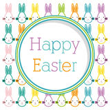 Happy Easter design Stock Photo