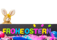 Happy Easter, Easter card Royalty Free Stock Photo