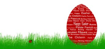 Happy Easter Egg Stock Photos