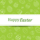 Happy easter egg background and wallpapers.Can be used for wall Royalty Free Stock Photos