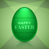 Happy easter egg design. Royalty Free Stock Photography