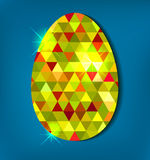 Happy Easter egg Royalty Free Stock Image