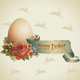 Happy Easter! stock illustration