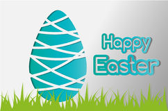Happy Easter Egg Stock Images