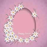 Happy easter 2016 Royalty Free Stock Image