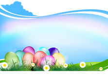 Happy Easter Stock Images