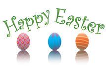 Happy Easter Royalty Free Stock Photos