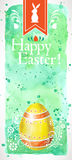 Happy Easter! (+EPS 10) Royalty Free Stock Photos