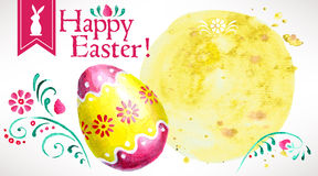Happy Easter! (+EPS 10) Stock Photography