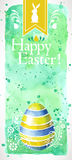 Happy Easter! (+EPS 10) Stock Image
