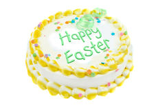 Happy Easter festive cake Royalty Free Stock Photo