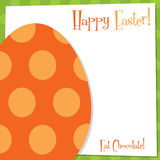 Happy Easter! Royalty Free Stock Image