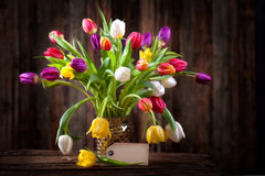 Happy easter greetings Royalty Free Stock Photography