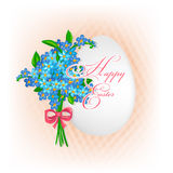 Happy easter 4 Royalty Free Stock Photo