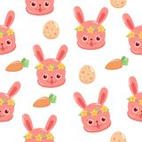 Happy Easter_6 royalty free illustration