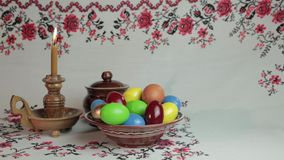 Happy Easter stock video