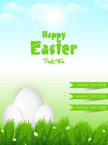 Happy Easter Party Time Stock Photography