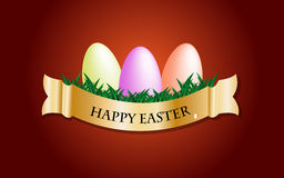 Happy Easter Stock Photography