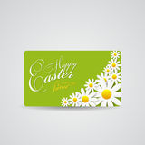 Happy Easter Spring Background Illustration Royalty Free Stock Photos