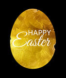 Happy Easter Spring Holiday Background Illustration Royalty Free Stock Image