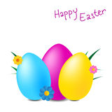 Happy easter - stock  Stock Images