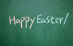 Happy easter symbol Royalty Free Stock Photography