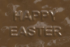 Happy Easter (Text serie) Royalty Free Stock Photo