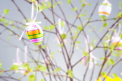 Happy easter time, easter Stock Photo