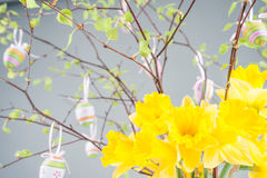 Happy easter time, easter Royalty Free Stock Image