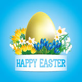 Happy Easter. Stock Photography