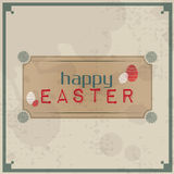 Happy Easter Vintage Stock Photos