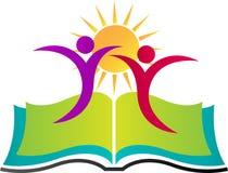 Happy education. A vector drawing represents happy education design Stock Photo